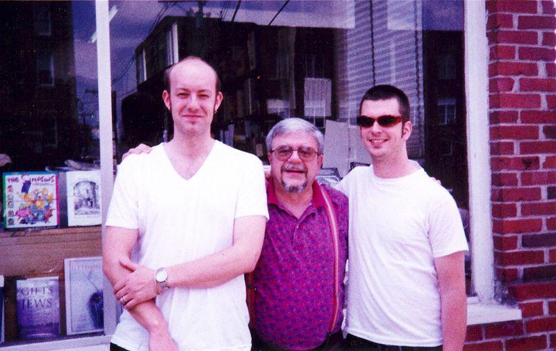 Ben, Lew & Chris