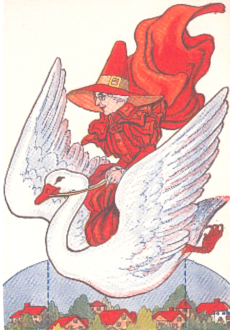 Mother Goose 1