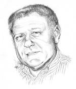 Robert Mezey by Susan Avishai