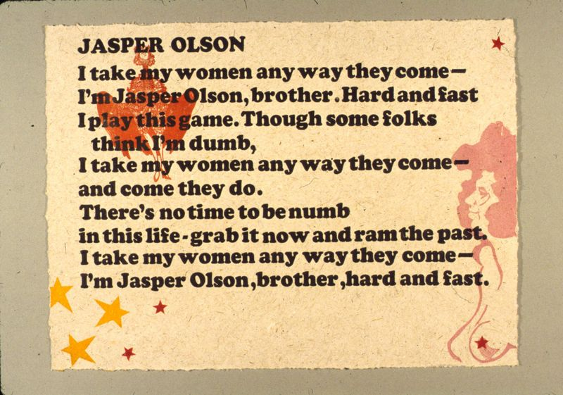 15 Jasper Olson 1
