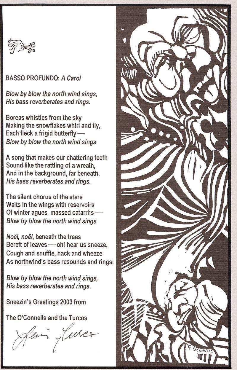 Basso Profundo 2003