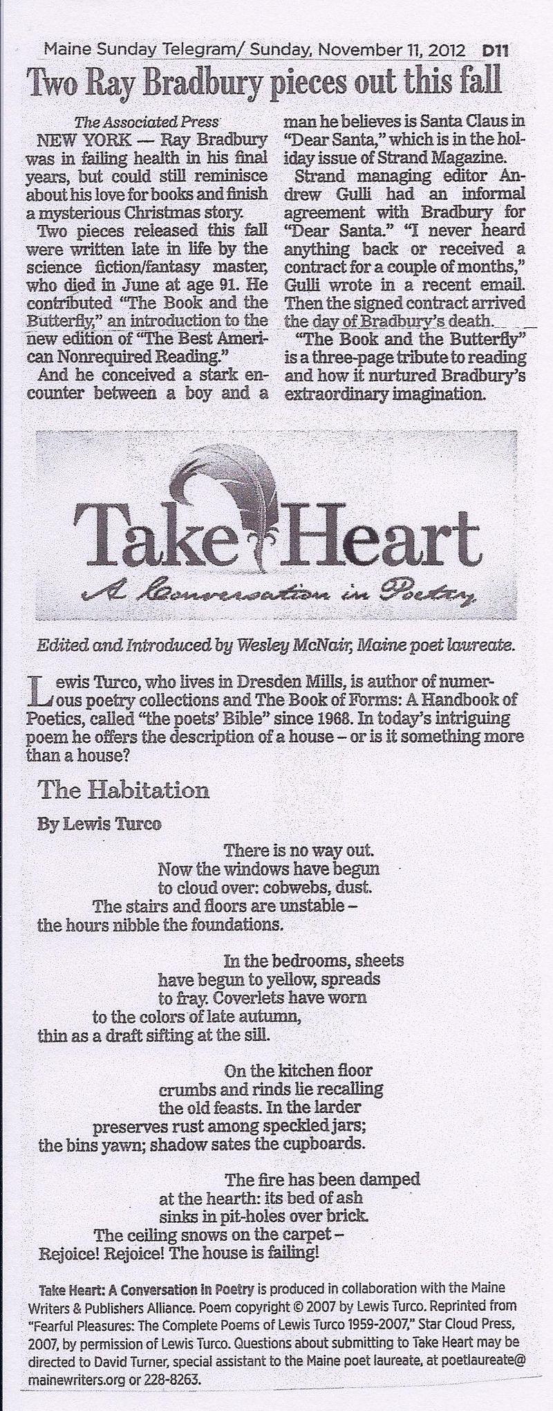 The Habitation