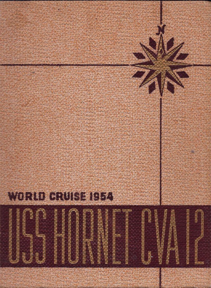 Hornet Cruise Book