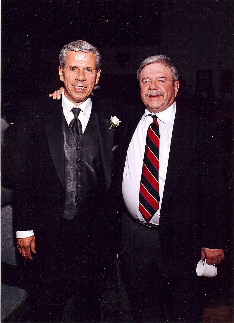 Gene and Lewis Turco