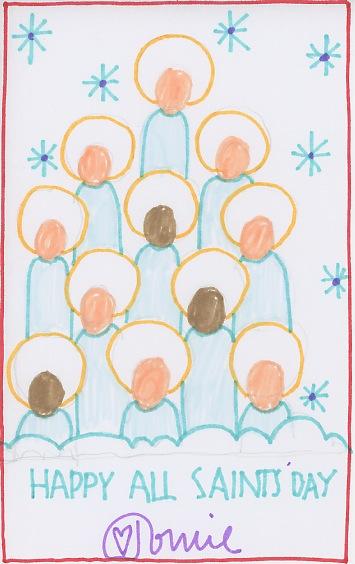 All Saints 1
