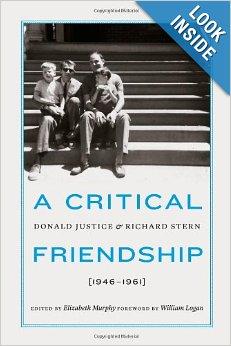 A Critical Friendship