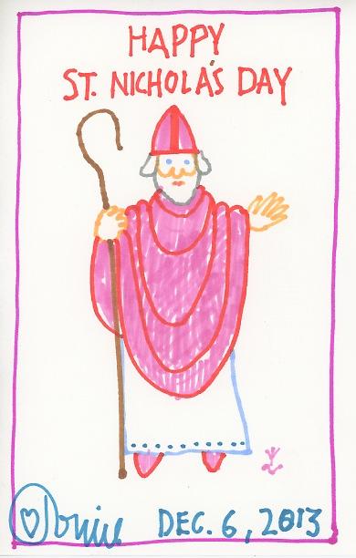 St,Nicholas day