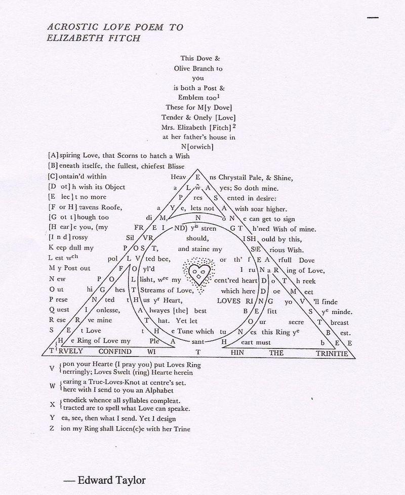 Acrostic Love Poem