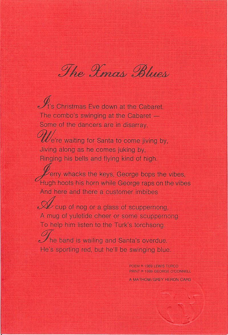 Xmas Blues 89-2