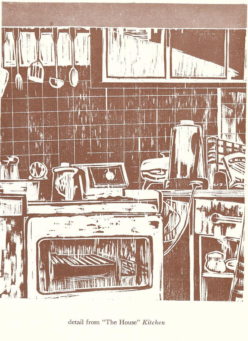 9 Seawell, The Kitchen