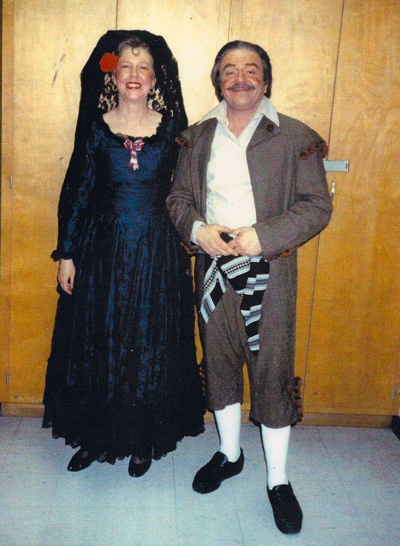 Lew & Jean in Carmen
