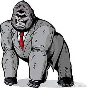 Gorilla tux