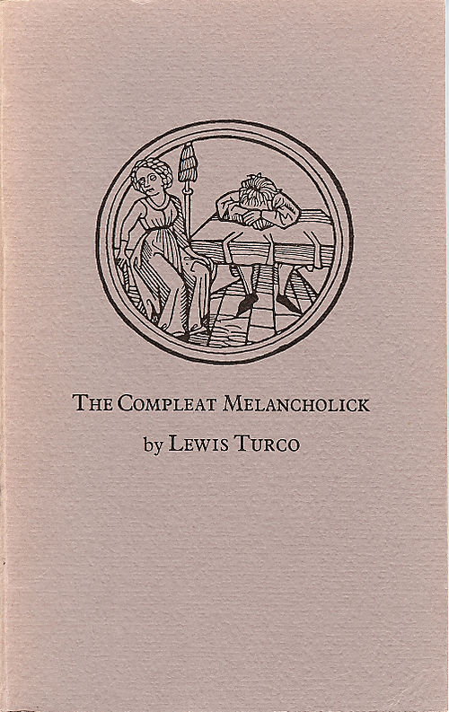 Compleat Melancholick