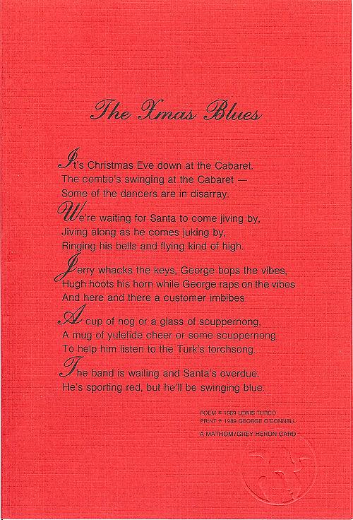 Xmas Blues