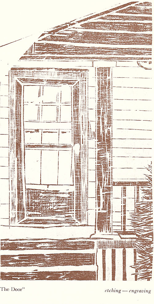 5 Seawell, The Door
