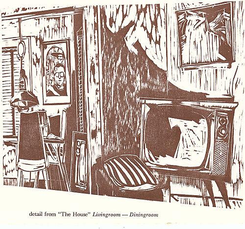 8 Seawell, The Livingroom